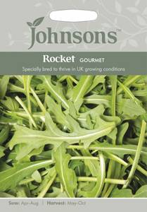 Bilde av Ruccola 'Gourmet' - Diplotaxis tenuifolia