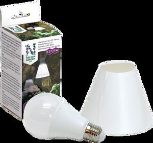 Bilde av Plantelyspære LED 15W med skjerm