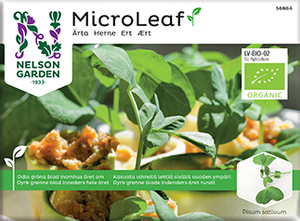 Bilde av Micro Leaf, Ert - Organic