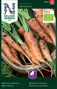 Bilde av Gulrot 'Barlicum 2' - Daucus carota, Organic