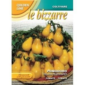 Bilde av Tomat, Pære- 'Yellow Pearshaped' - Lycopersicon