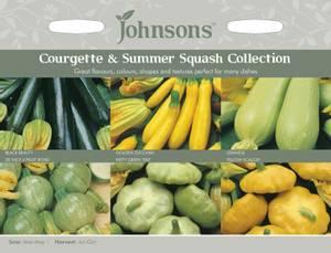 Bilde av Kolleksjon, squash - Cucurbita pepo
