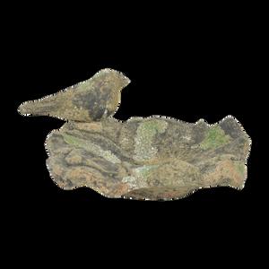 Bilde av Fuglebad - antikk, liten