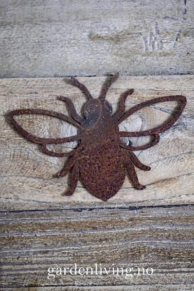 Bie, rust outcut - 11 cm