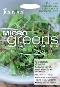 Bilde av Micro Greens Gourmet garnish-