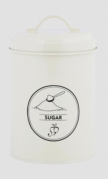 Oppbevaringsboks, sukker