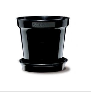 Bilde av Plastpotte 25,4 cm, svart