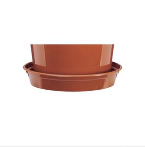 Bilde av Plastfat til 18 - 20,3 cm potter, brun
