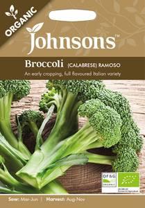 Bilde av Brokkoli 'Ramoso' - Organic