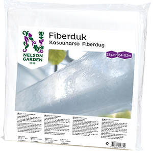 Bilde av Fiberduk 23 g/m2 - 2,4x6,5 m
