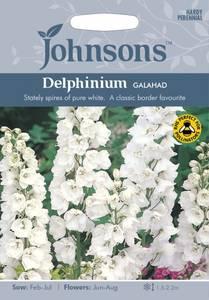 Bilde av Ridderspore 'Galahad' - Delphinium